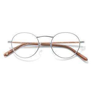 GARRETT LEIGHT Penmar Classic Round Glasses Frames